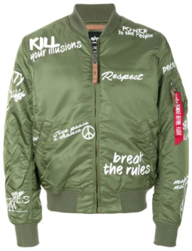 printed-bomber-jacket by alpha-industries