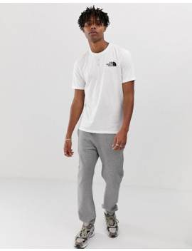 the-north-face-simple-dome-t-shirt-in-white-exclusive-at-asos by the-north-face