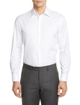 modern-fit-stretch-solid-dress-shirt by emporio-armani
