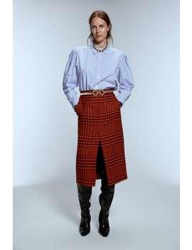 camisa-manga-pliegues by zara