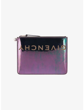 reverse-givenchy-large-pouch-in-iridescent-leather by givenchy