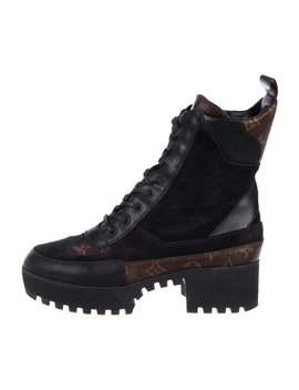 laureate-platform-combat-boots by louis-vuitton