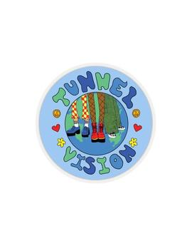 Kids Logo Sticker by Tunnel Vision