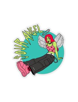 Sour Angel Sticker by Tunnel Vision
