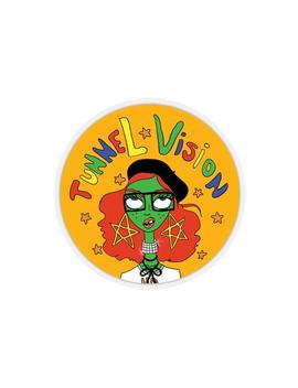 Traci Logo Sticker by Tunnel Vision