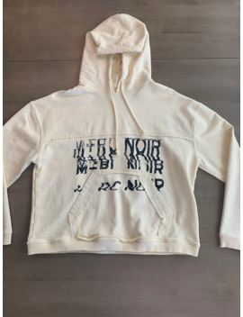 mrc-noir-distorted-distressed-hoodie by m+rc-noir  ×