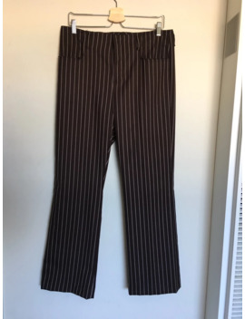 brown_pink-striped-jabir-flared-trousers-nwot by acne-studios  ×