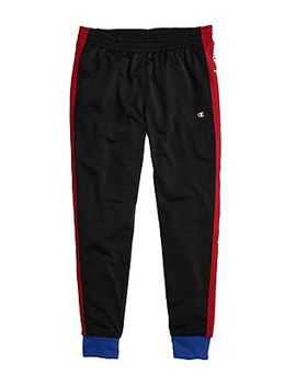 Champion Life® Men's Track Pants, Logo Taping by Champion