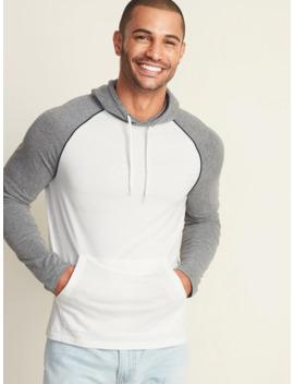 color-blocked-piped-trim-raglan-sleeve-tee-hoodie-for-men by old-navy