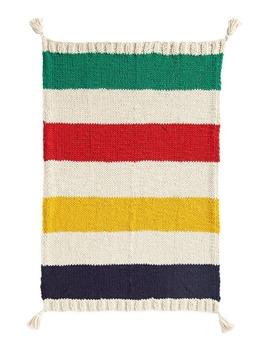 multi-stripe-chunky-knit-throw by hbc-stripes