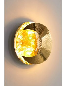 metal-moon-sconce by urban-outfitters