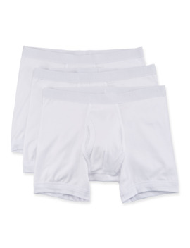 mens-3-pack-cotton-stretch-boxer-briefs by neiman-marcus