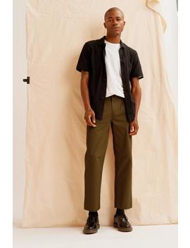 pleated-pants by kotn