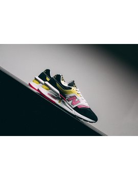 New Balance M997 Skp   Pink/Yellow/Black by Politics