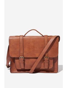 personalised-berlin-satchel by cotton-on