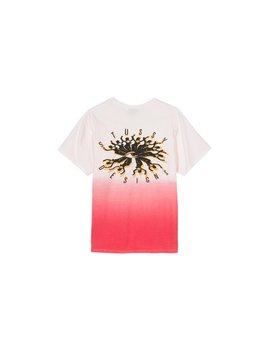 Stussy People Tribe Tee   Red by Politics