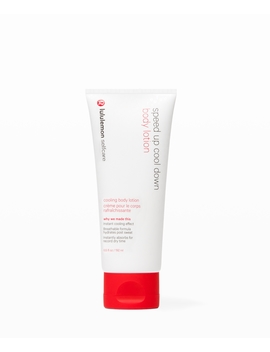 Speed Up Cool Down Body Lotion New by Lululemon