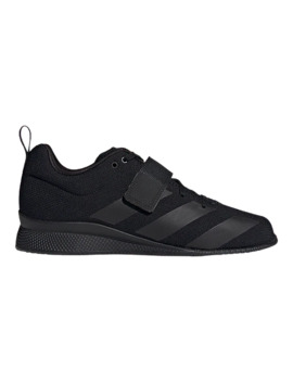 Adidas Men's Adipower Ii Weightlifting Shoes   Black by Sport Chek