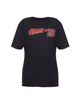 black-friday-13th-slogan-t-shirt by prettylittlething