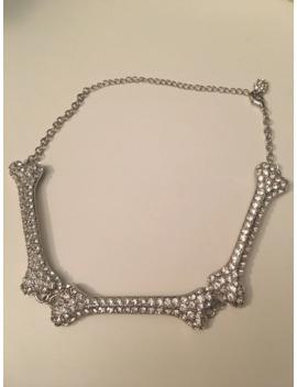 bones-necklace by vivienne-westwood  ×