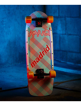 "Madrid X Stranger Things 3 Max Rampage Replica 29"" Cruiser Complete by Zumiez"