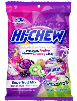 Hi Chew Superfruit Mix Fruit Chews [3.17 Oz] by Fye