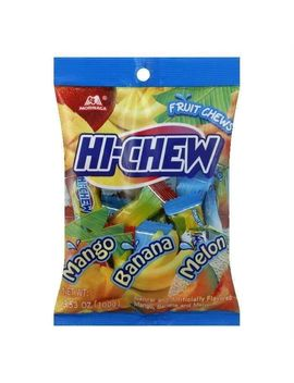 Hi Chew Tropical Mix Fruit Chews [3.53 Oz] by Fye