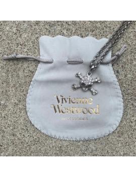 vivienne-westwood-skull-necklace by vivienne-westwood  ×