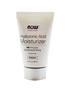 Now Foods, Solutions, Hyaluronic Acid Moisturizer, 2 Fl Oz (59 Ml) by Now Foods