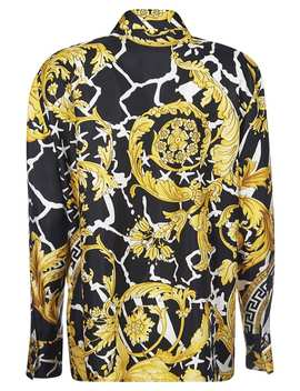 versace-printed-shirt by versace