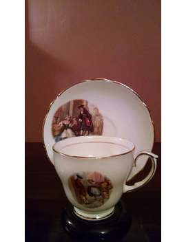 """duchess""""-cries-of-london-street-oranges""""bone-china-cup-and-saucer by etsy"""