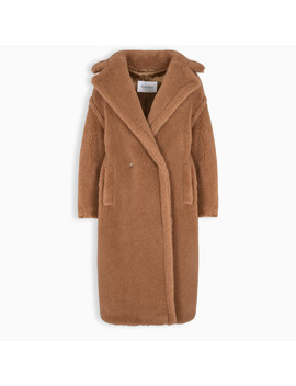 Teddy Bear Coat by Max Mara