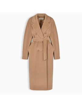 madame-double-breasted-coat by max-mara
