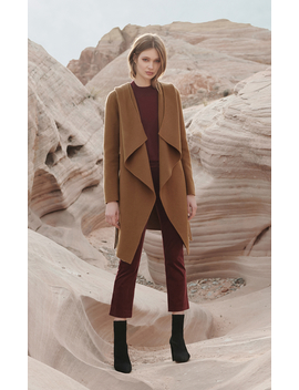 samia-double-face-wool-coat-with-hood by soia-&-kyo
