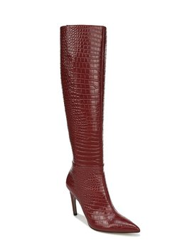 fraya-2-croco-embossed-leather-stovepipe-stiletto-boots by sam-edelman
