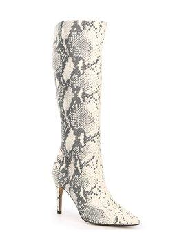kinga-snake-print-stiletto-boots by steve-madden