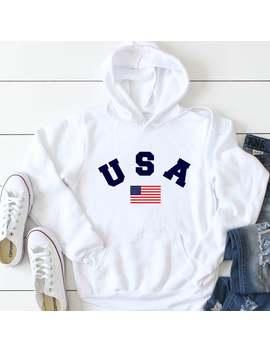 usa-hoodie---america-shirt---usa-sweatshirt---usa-shirt---america-hoodie---america-shirt---patriotic-shirt-for-women---womens-graphic-hoodie by etsy
