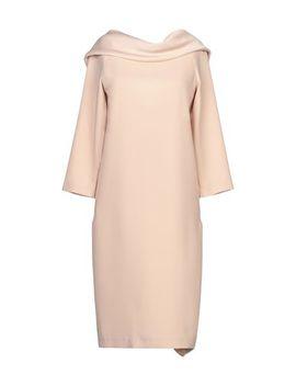 knee-length-dress by marc-ellis