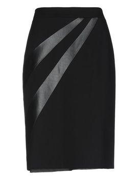 knee-length-skirt by basler