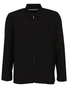 Second Layer Wool Shirt by L'homme Rouge