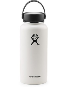 Hydro Flask   Wide Mouth Vacuum Water Bottle   32 Fl. Oz. by Rei