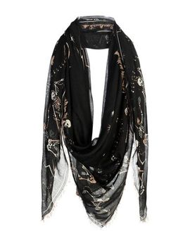 Square Scarf by Alexander Mcqueen