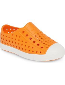 jefferson-water-friendly-slip-on-vegan-sneaker by native-shoes