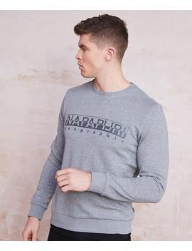 bevora-sweatshirt by napapijri