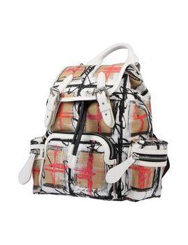 рюкзаки-и-поясные-сумки by burberry