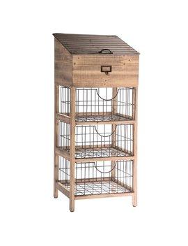 storage-metal-basket by loon-peak