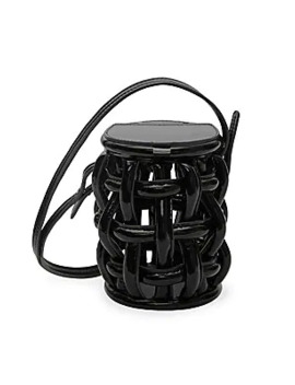 small-coco-cage-patent-leather-bucket-bag by danse-lente