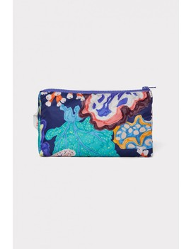 floral-coral-toiletry-bag by gorman