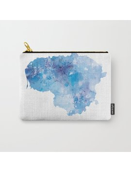 lithuania-carry-all-pouch by society6