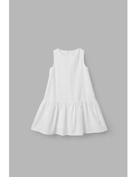 Frilled Hem Dress by Cos